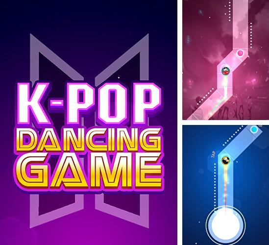 K-pop dancing songs: Music line free game