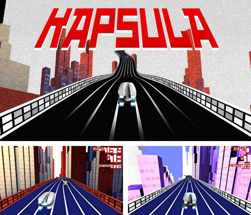In addition to the game Monster Cups for Android phones and tablets, you can also download Kapsula for free.