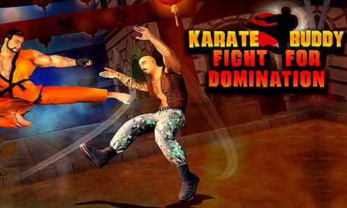 Karate buddy: Fight for domination обложка