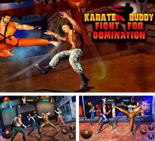 Karate buddy: Fight for domination