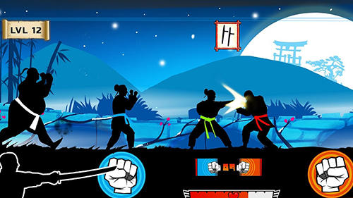 Karate fighter: Real battles скриншот 2