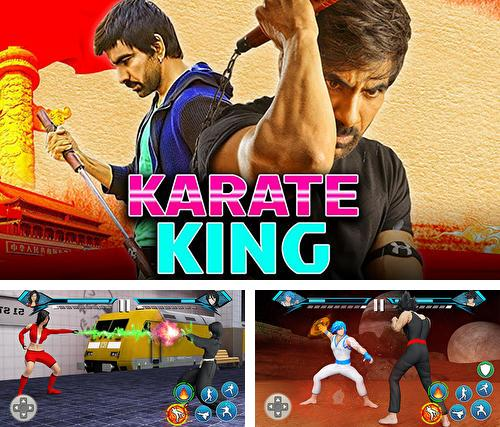 Karate king fighting 2019: Super kung fu fight