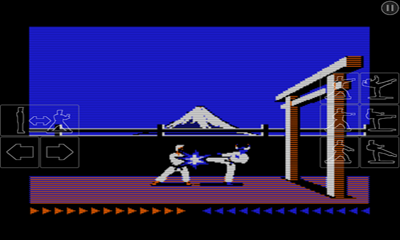 Karateka Classic screenshot 2