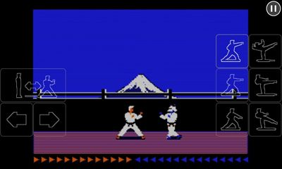 Karateka Classic screenshot 4