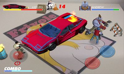 Screenshots von Kavinsky für Android-Tablet, Smartphone.