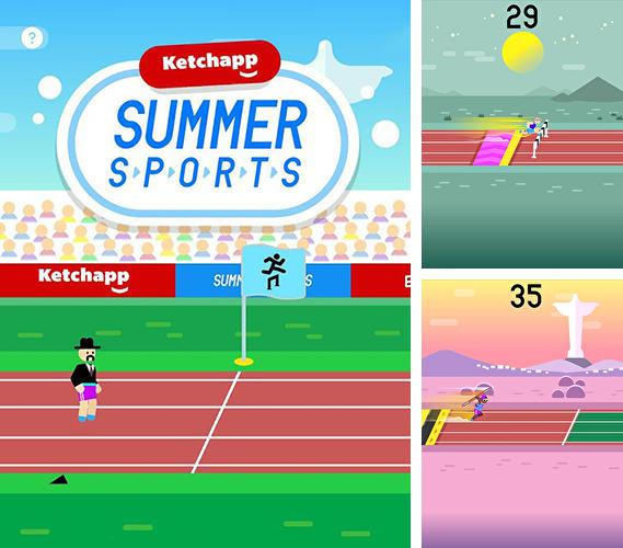 Ketchapp: Summer sports