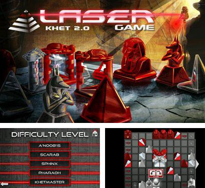 In addition to the game Moonshine Runners for Android phones and tablets, you can also download KHET Laser game for free.