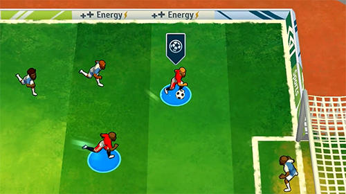 Screenshots von Kick and goal: Soccer match für Android-Tablet, Smartphone.