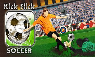 Kick Flick Soccer Football HD обложка