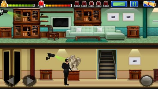 Kick: Movie game screenshot 1