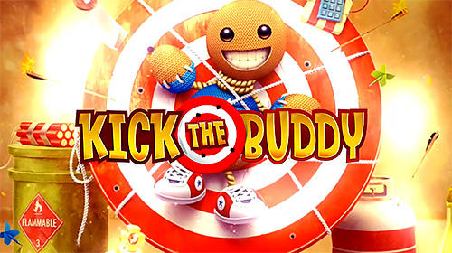 Kick the buddy poster