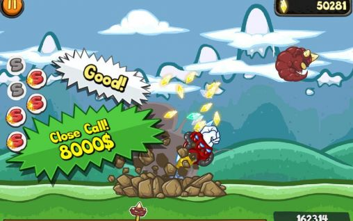 Kick the critter: Smash him! screenshot 3