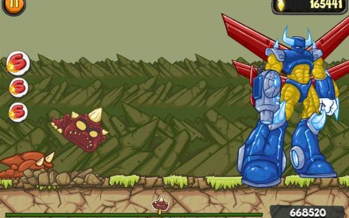 Screenshots von Kick the critter: Smash him! für Android-Tablet, Smartphone.