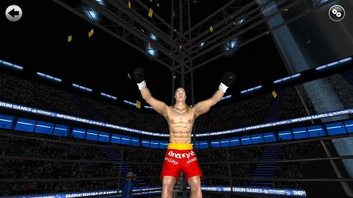 Screenshots von Kickboxing: Road to champion für Android-Tablet, Smartphone.