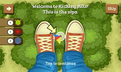 Kicking Kiko screenshot 1
