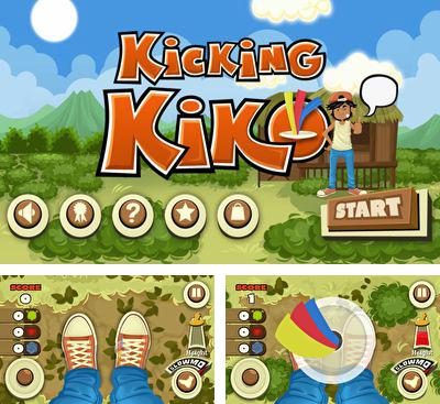 In addition to the game Atlantis Pearls of the Deep for Android phones and tablets, you can also download Kicking Kiko for free.