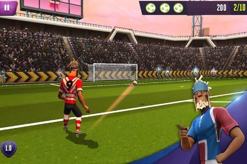 Kicks! Football warriors screenshot 3