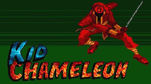 Kid Chameleon classic poster