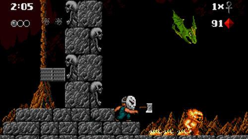 Kid Chameleon classic screenshot 2