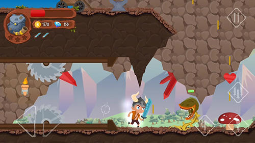 Screenshots of the Kidarian adventures for Android tablet, phone.