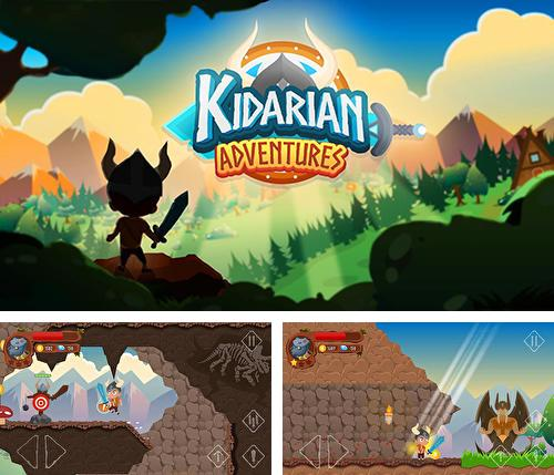 In addition to the game Pac-Man hats 2 for Android phones and tablets, you can also download Kidarian adventures for free.