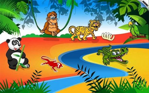 Kids animal preschool puzzle l screenshot 4
