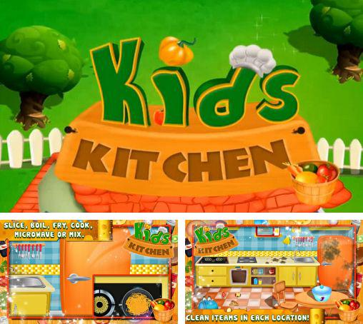 In addition to the game Toca: Kitchen for Android phones and tablets, you can also download Kids kitchen: Cooking game for free.