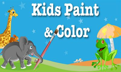 kids paint color for android download apk free