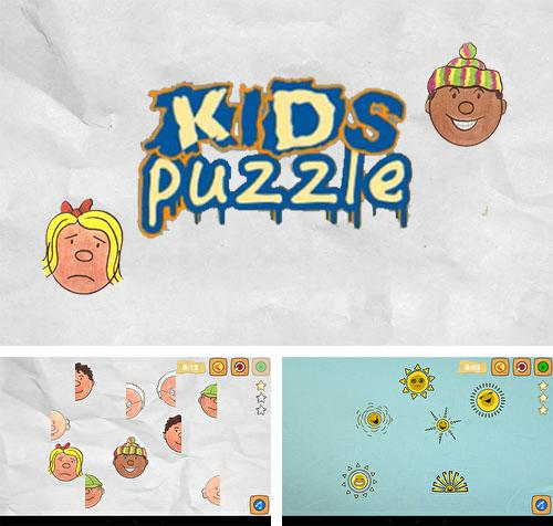 In addition to the game Kids Shape Puzzle for Android phones and tablets, you can also download Kids Puzzle HD for free.