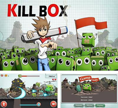 In addition to the game Rotate to Win for Android phones and tablets, you can also download Kill Box for free.