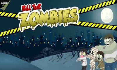 Kill The Zombies обложка