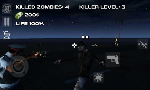 Screenshots von Bovver Boys of the Dead für Android-Tablet, Smartphone.