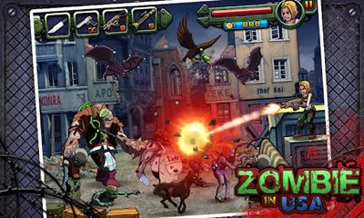Download Kill Zombies Android free game.