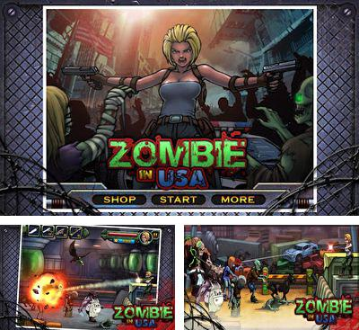 In addition to the game Zombie Terminator for Android phones and tablets, you can also download Kill Zombies for free.