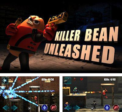 In addition to the game Fighting Tiger 3D for Android phones and tablets, you can also download Killer Bean Unleashed for free.