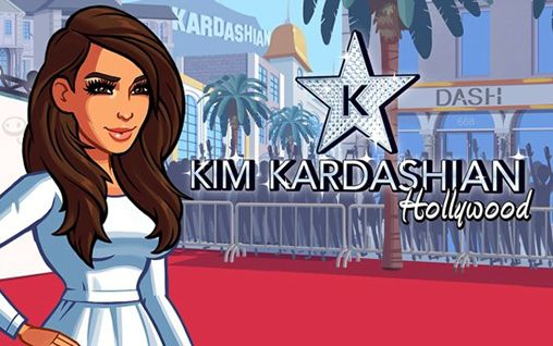 Kim Kardashian: Hollywood poster