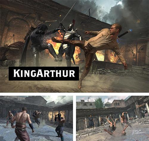 In addition to the game King Arthur for Android, you can download other free Android games for Assistant AP-721N.