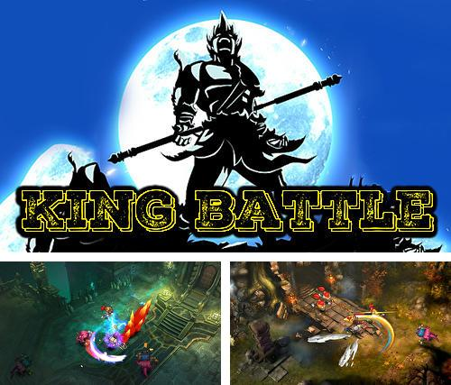 En plus du jeu Le survivant pour téléphones et tablettes Android, vous pouvez aussi télécharger gratuitement Bataille du roi: Légende du héros, King battle: Fighting hero legend.
