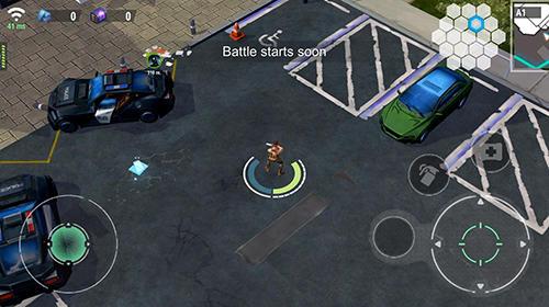 King hardcore: Battle royale shooter screenshot 2