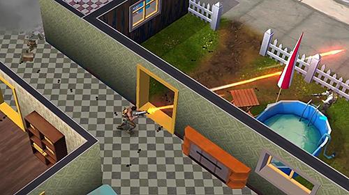 King hardcore: Battle royale shooter screenshot 3
