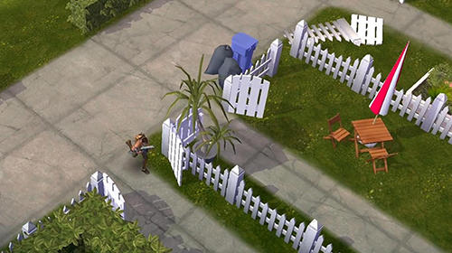 King hardcore: Battle royale shooter screenshot 4