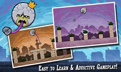 Download King Oddball Android free game.