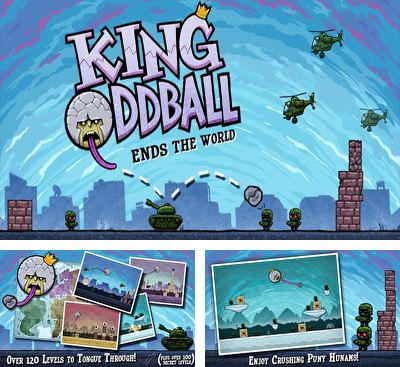 In addition to the game Icy Tower 2 for Android phones and tablets, you can also download King Oddball for free.