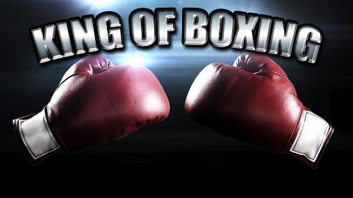 King of boxing 3D poster