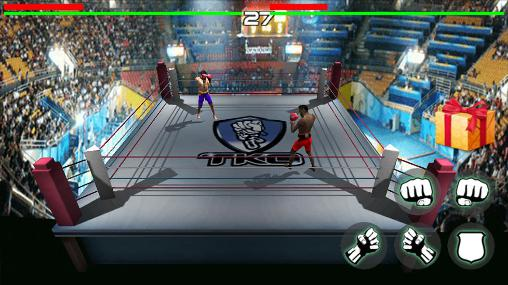 King of boxing 3D скриншот 2