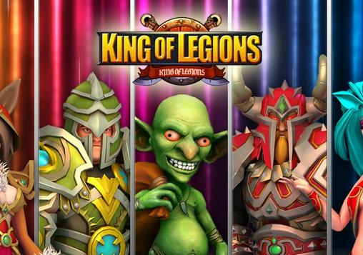 King of legions poster