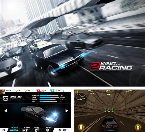 In addition to the game Muscle run for Android phones and tablets, you can also download King of racing 2 for free.