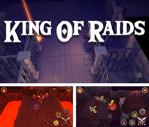 In addition to the game Playmobil Ghostbusters for Android phones and tablets, you can also download King of raids: Magic dungeons for free.