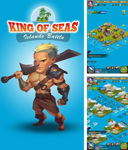King of seas: Islands battle