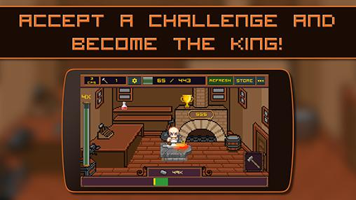 King of smiths: Clicker game картинка из игры 3